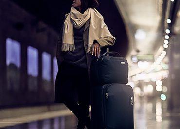 THULE スタイリッシュな「Thule Subterra」コレクションに 4輪型ソフトスーツケースが新たに追加!