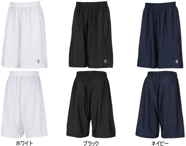 コンバース 「ゴールドシリーズ」プリントTシャツ&プラクティスパンツ発売中!