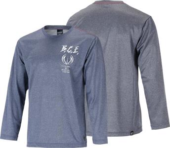 コンバース 「BCバックコートエディションシリーズ」杢ロングスリーブシャツ2タイプを発売!