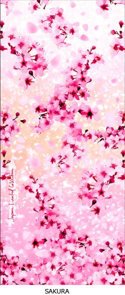 Buff ジャパンコレクション SAKURA 桜